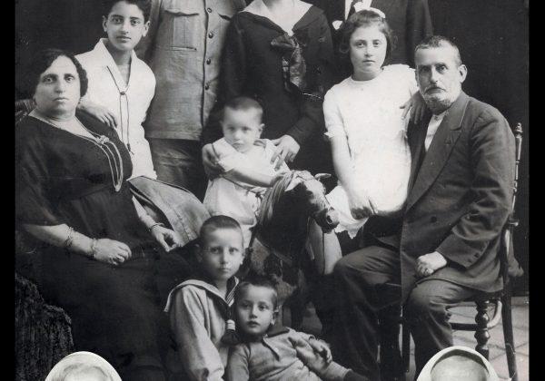 משפחת שמואל טאגי'ר